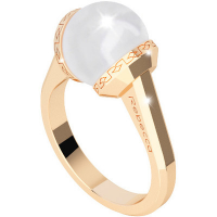 REBECCA - BRONZE RING WITH PEARL HOLLYWOOD PEARL