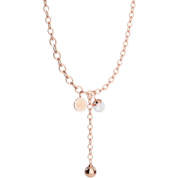 REBECCA - SALISCENDI NECKLACE HOLLYWOOD PEARL