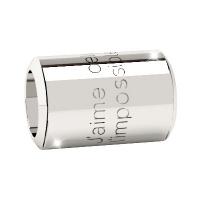 REBECCA - STEEL RING FOR BRACELET