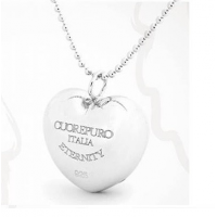 NECKLACE CUOREPURO HEART OF MOTHER