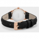 CLUSE LA VEDETTE ROSE GOLD WHITE/BLACK
