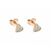 RUE DES MILLE - WHITE MICRO LOBE EARRINGS