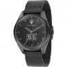 MASERATI Traguardo Smart Watch Black
