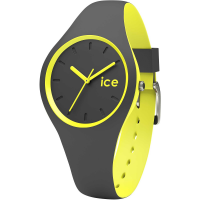 ICE WATCH - ICE DUO ANTHRACITE YELLOW SMALL