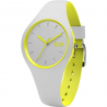 ICE WATCH - ICE DUO GRAY YELLOW SMALL