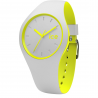 ICE WATCH - ICE DUO GRAY YELLOW UNISEX