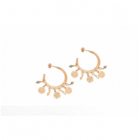 RUE DES MILLE - SMALL GIPSY EARRINGS