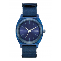 NIXON TIME TELLER Acetate , 40 mm, All Blue