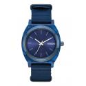 NIXON TIME TELLER Acetate , 40 mm, All Blue