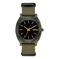 NIXON TIME TELLER Acetate , 40 mm, Camo / Gunmetalk / Camo