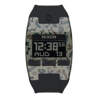 NIXON  Comp , 38 mm, Khaki Camo
