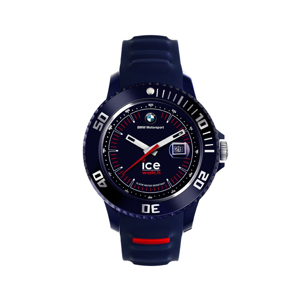ice watch orologio solo tempo uomo bmw motorsport ice. Black Bedroom Furniture Sets. Home Design Ideas
