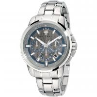 MASERATI - Successo black chronograph