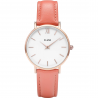 CLUSE -MINUIT ROSE GOLD WHITE/FLAMINGO