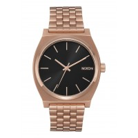 NIXON TIME TELLER All Gold / Black Sunray , 37 MM