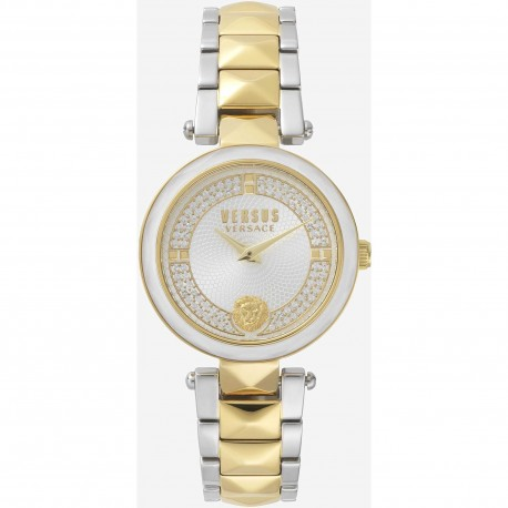 VERSUS Covent Garden lady Crystal Gold