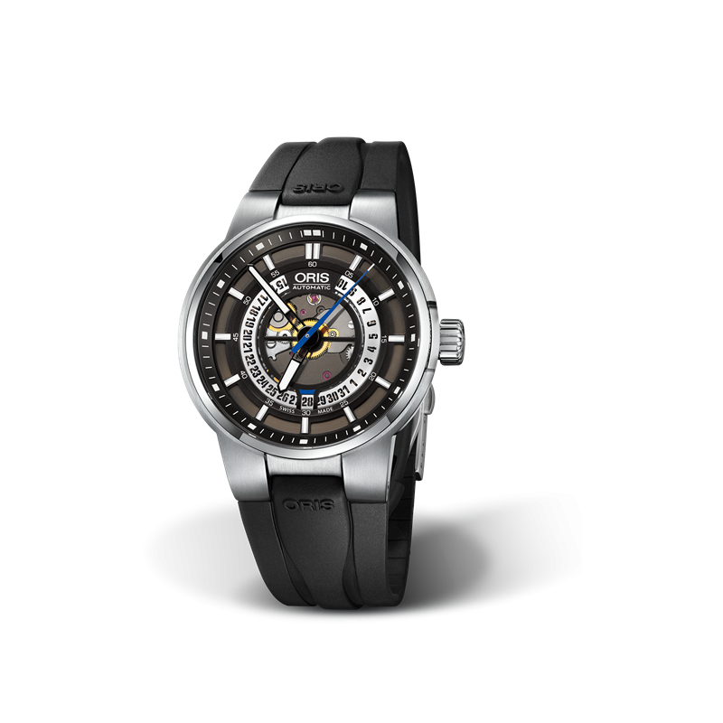 oris williams engine date oris swiss made watches 01 733. Black Bedroom Furniture Sets. Home Design Ideas