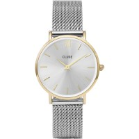 CLUSE MINUIT MESH GOLD/SILVER