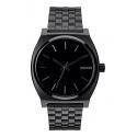 NIXON TIME TELLER ALL BLACK , 37 MM