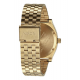 NIXON TIME TELLER GOLD / GREEN SUNRAY , 37 MM