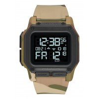 NIXON Regulus , 46 mm, Multicam