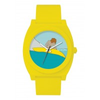 NIXON  Time Teller P , 40 mm, Yellow A.D.