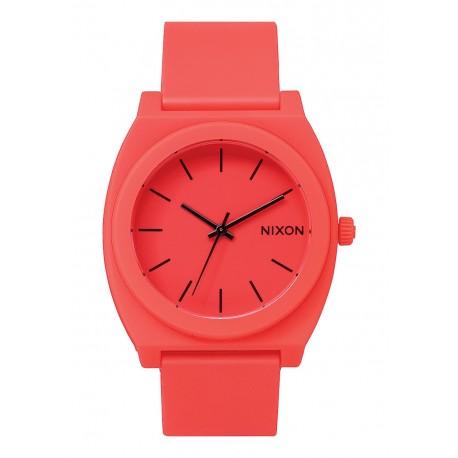 NIXON  Time Teller P , 40 mm, Neon Orange
