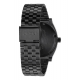 NIXON TIME TELLER BLACK / SILVER , 37 MM