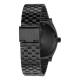 NIXON TIME TELLER BLACK / SILVER , 37 MM