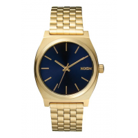 NIXON TIME TELLER ALL LIGHT GOLD / COBALT , 37 MM