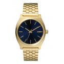 NIXON TIME TELLER ALL LIGHT GOLD / COBALT , 37 MM