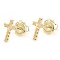 CUOREPURO GOLDEN EARRINGS TODAY: SPIRITUAL