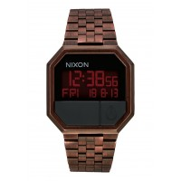 NIXON RE-RUN Antique Copper, 38 MM