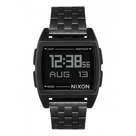 NIXON  Base, 38 mm, All Black