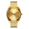 NIXON TIME TELLER ALL GOLD / GOLD, 37 MM