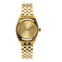 NIXON SMALL TIME TELLER ALL GOLD , 26 MM