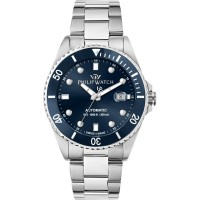 PHILIP WATCH CARIBE DIVING BLUE