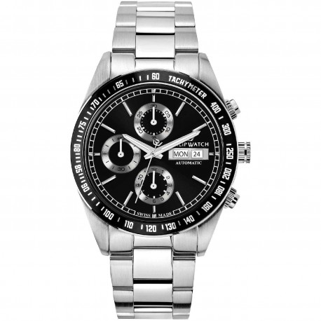 PHILIP WATCH CARIBE CHRONO NERO