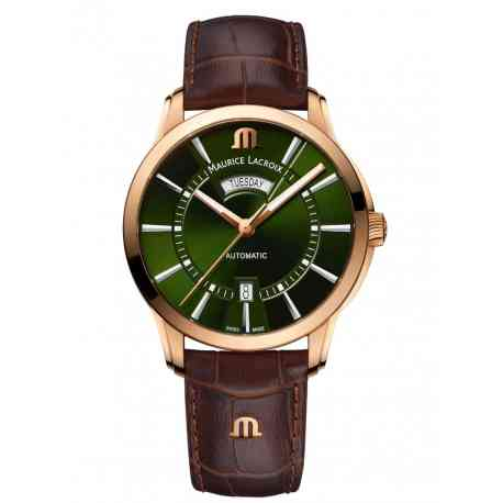 Maurice Lacroix PONTOS Day Date Bronze 41mm