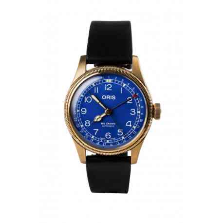 Oris Big Crown - Mare Nostrum Blue - Limited Edition for Italy