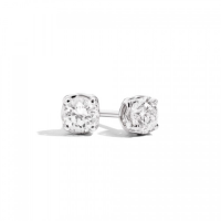 Recarlo Anniversary, EARRINGS POINT LIGHT IN WHITE GOLD