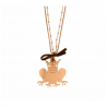 RUE DES MILLE - DOUBLE CHAIN NECKLACE WITH CHARM AND BELL