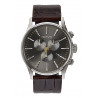 SENTRY CHRONO LEATHER , 42 MM