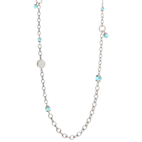 REBECCA - LONG NECKLACE HOLLYWOOD STONE